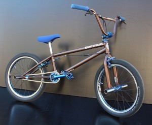 EF BIKE MARRON
