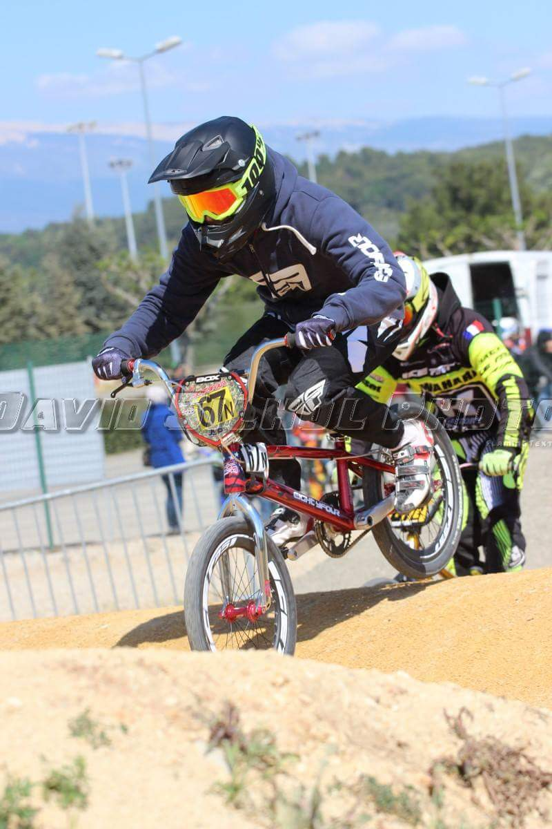 course bmx carpentras